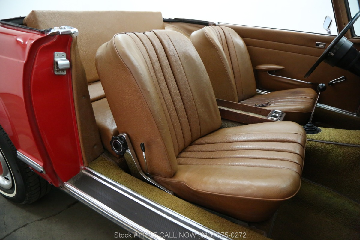 Used 1969 Mercedes-Benz 280SL California Special | Los Angeles, CA