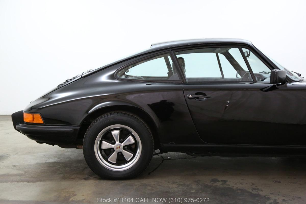 Used 1973 Porsche 911E Sunroof Coupe | Los Angeles, CA