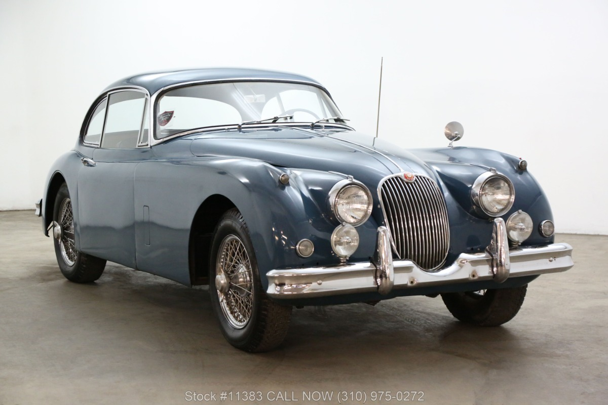 1959 Jaguar XK150 Fixed Head Coupe