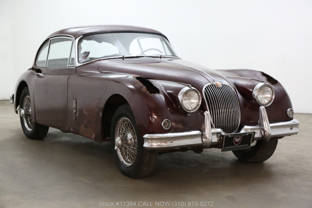 1961 Jaguar XK150 Fixed Head Coupe 3.8