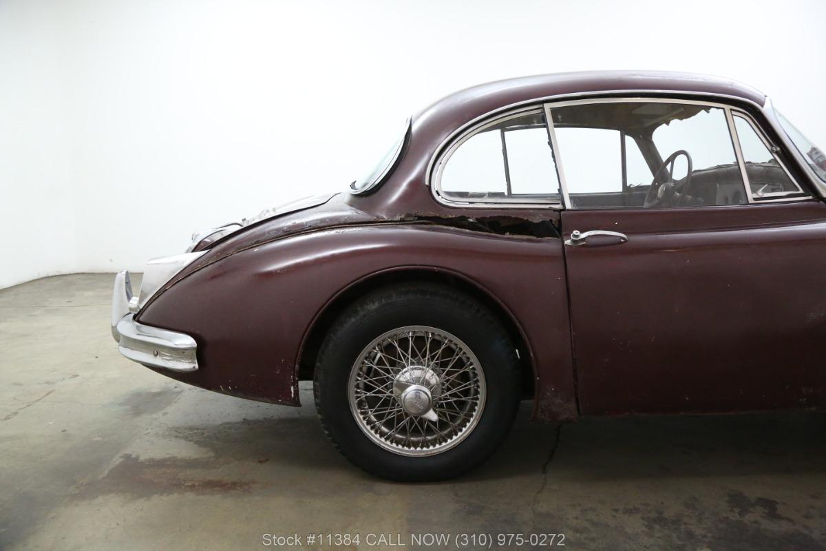 Used 1961 Jaguar XK150 Fixed Head Coupe 3.8 | Los Angeles, CA