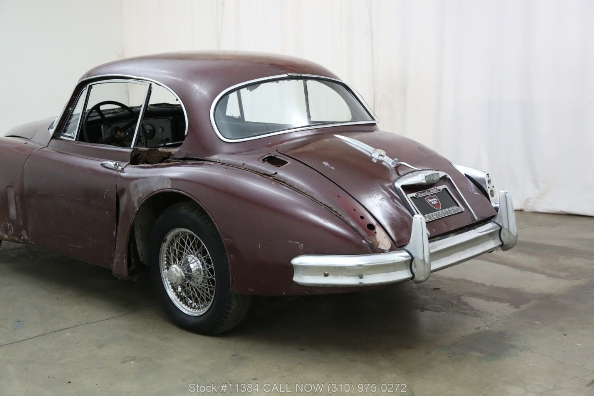 Used 1961 Jaguar XK150 Fixed Head Coupe 3.8 | Los Angeles, CA