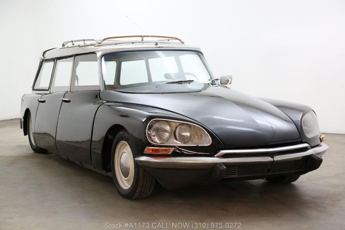 1973 Citroen DS Wagon