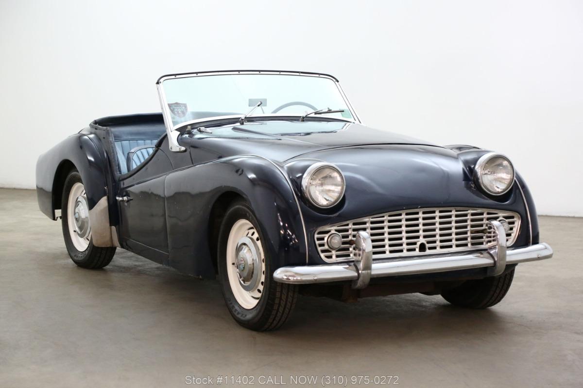 1959 トライアンフ TR3