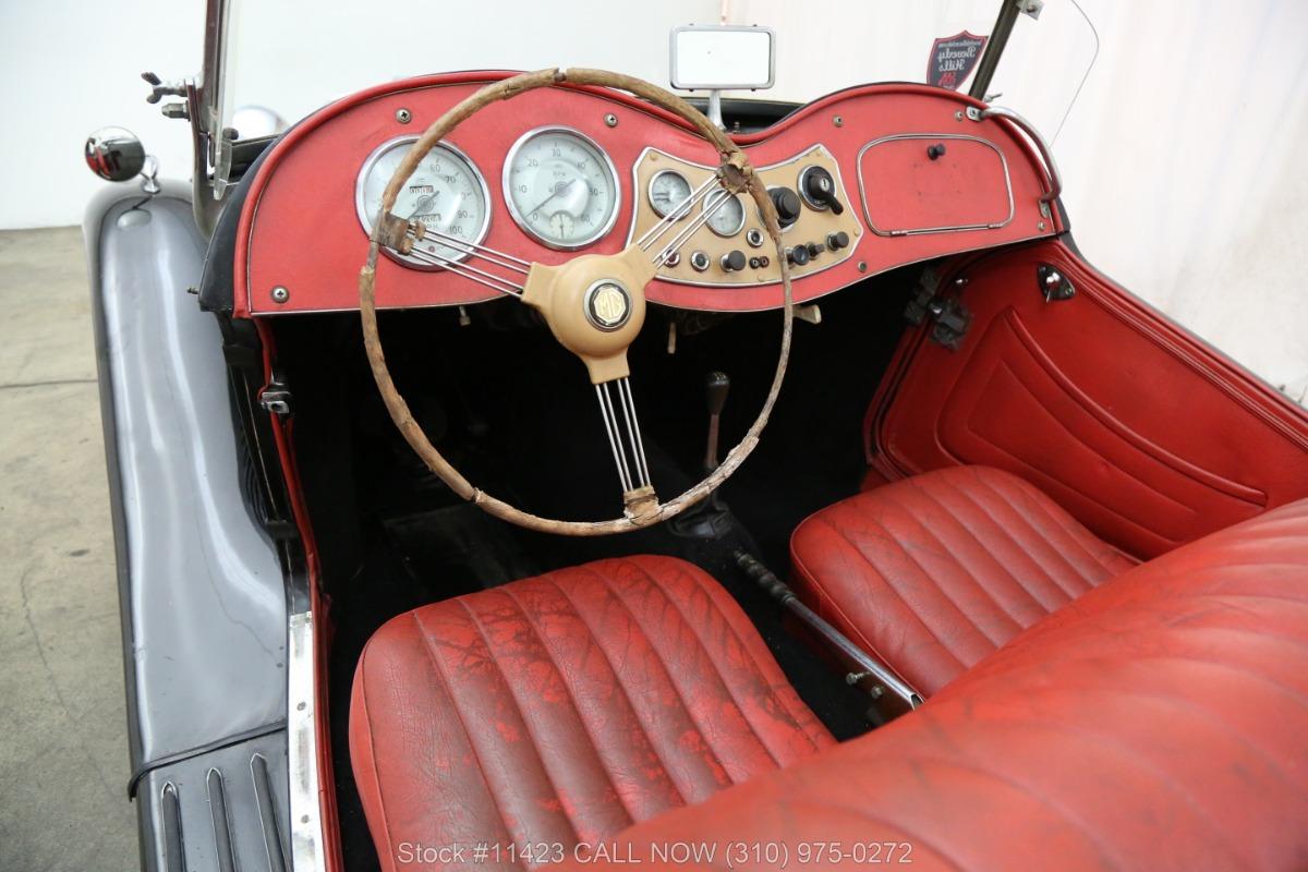 Used 1953 MG TD Roadster | Los Angeles, CA