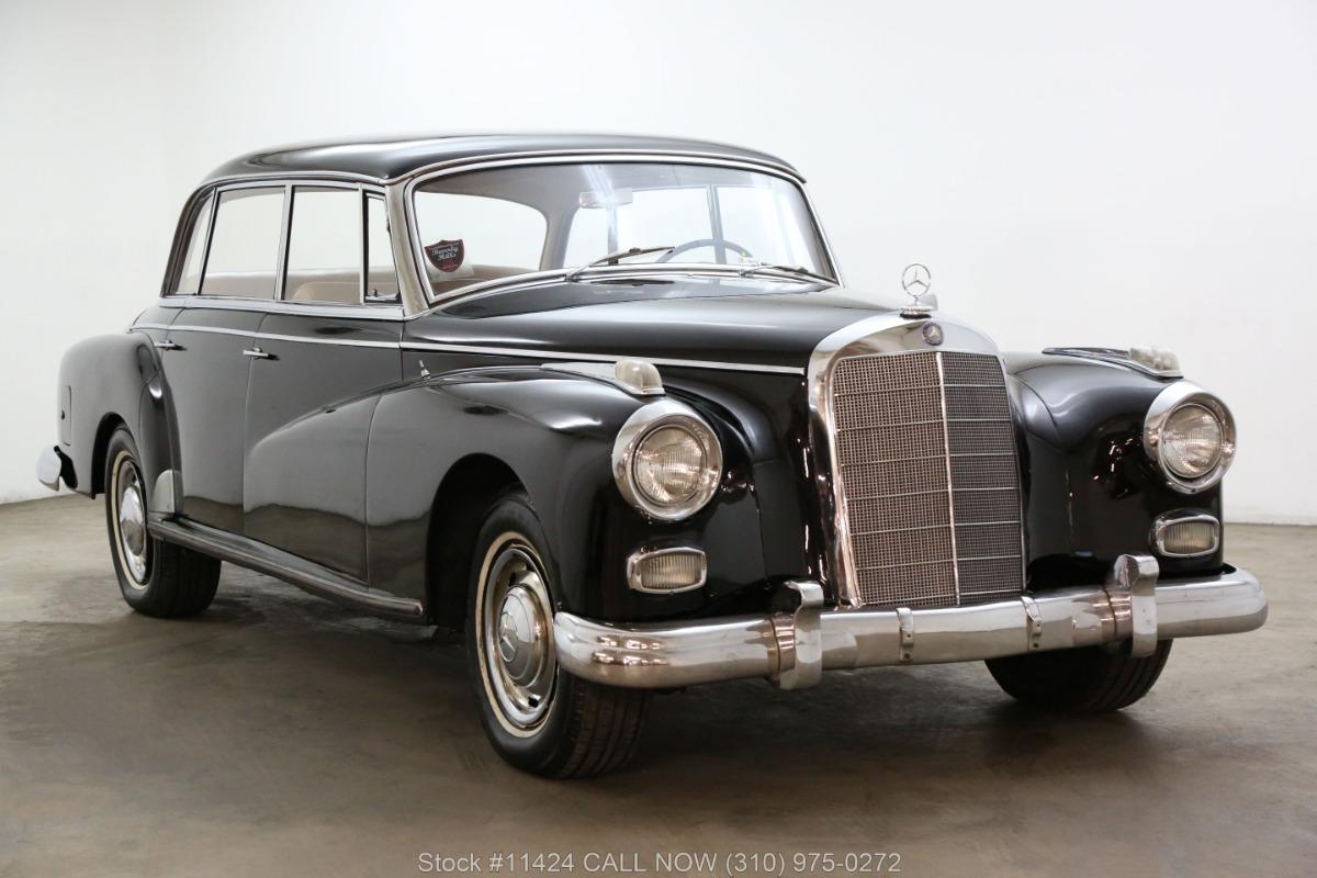 1959 Mercedes-Benz 300D Adenauer