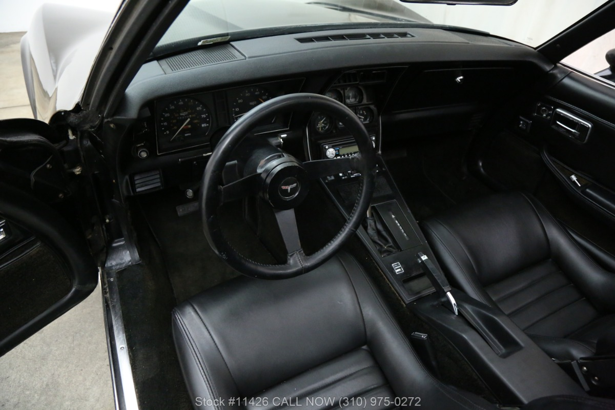 Used 1980 Chevrolet Corvette    Los Angeles, CA