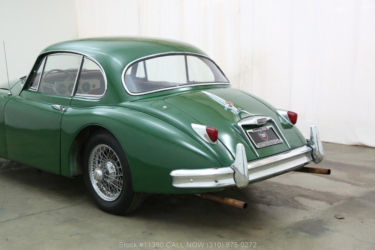 Used 1958 Jaguar XK150 Fixed Head Coupe | Los Angeles, CA