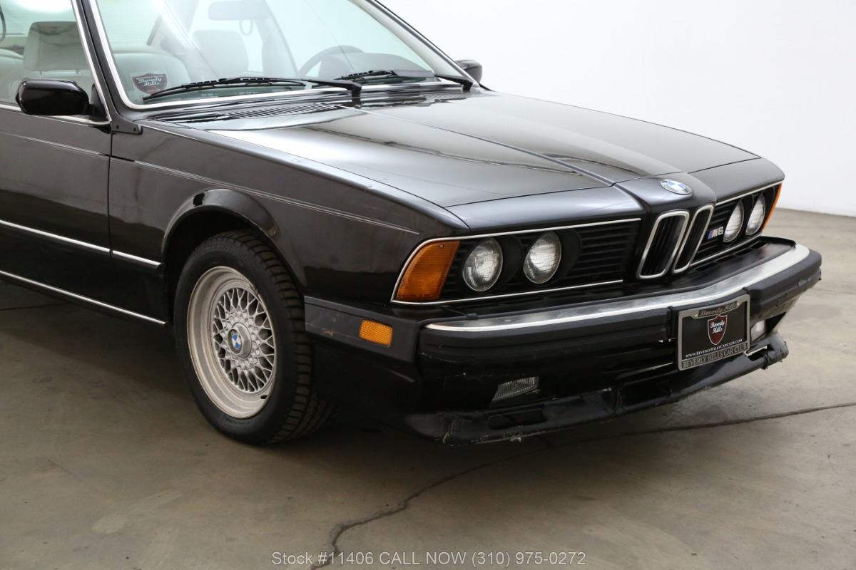 Used 1987 BMW M6  | Los Angeles, CA