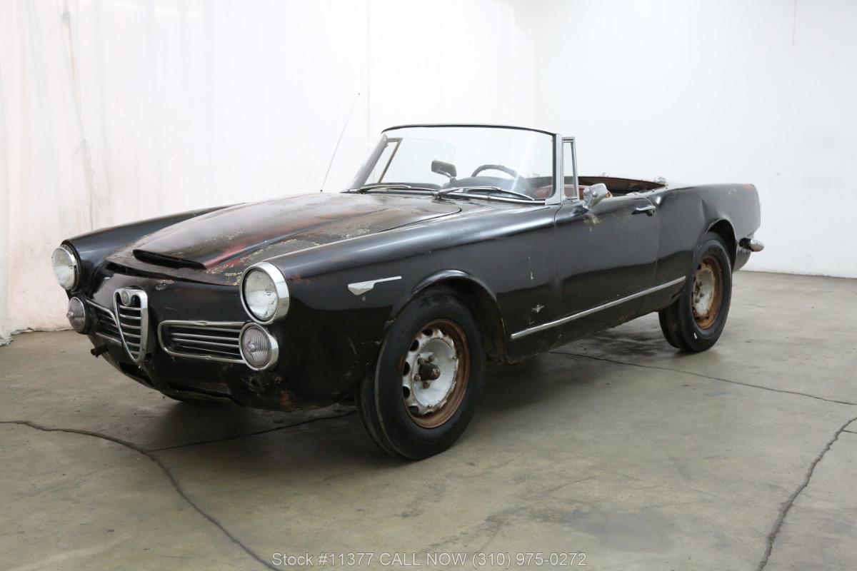 Used 1966 Alfa Romeo 2600 Spider  | Los Angeles, CA