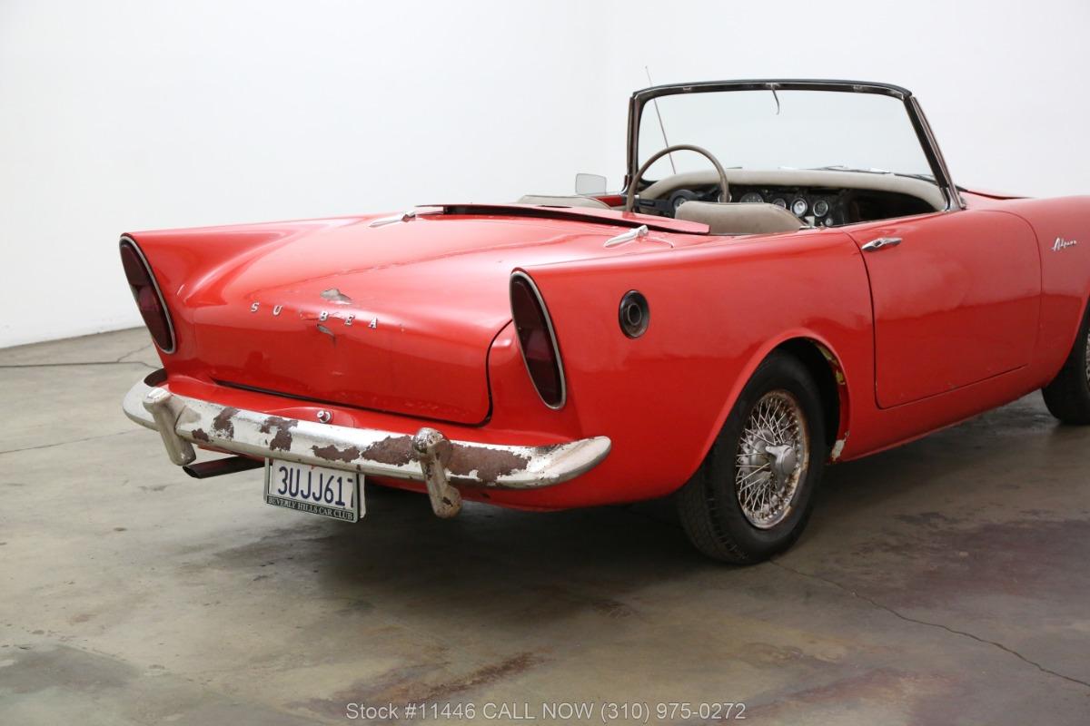 Used 1960 Sunbeam Alpine  | Los Angeles, CA