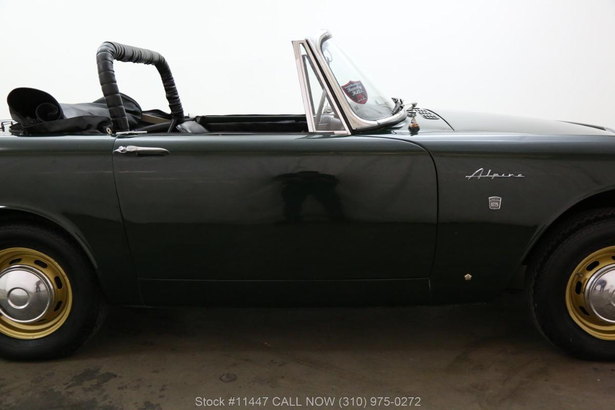 Used 1967 Sunbeam Alpine    Los Angeles, CA