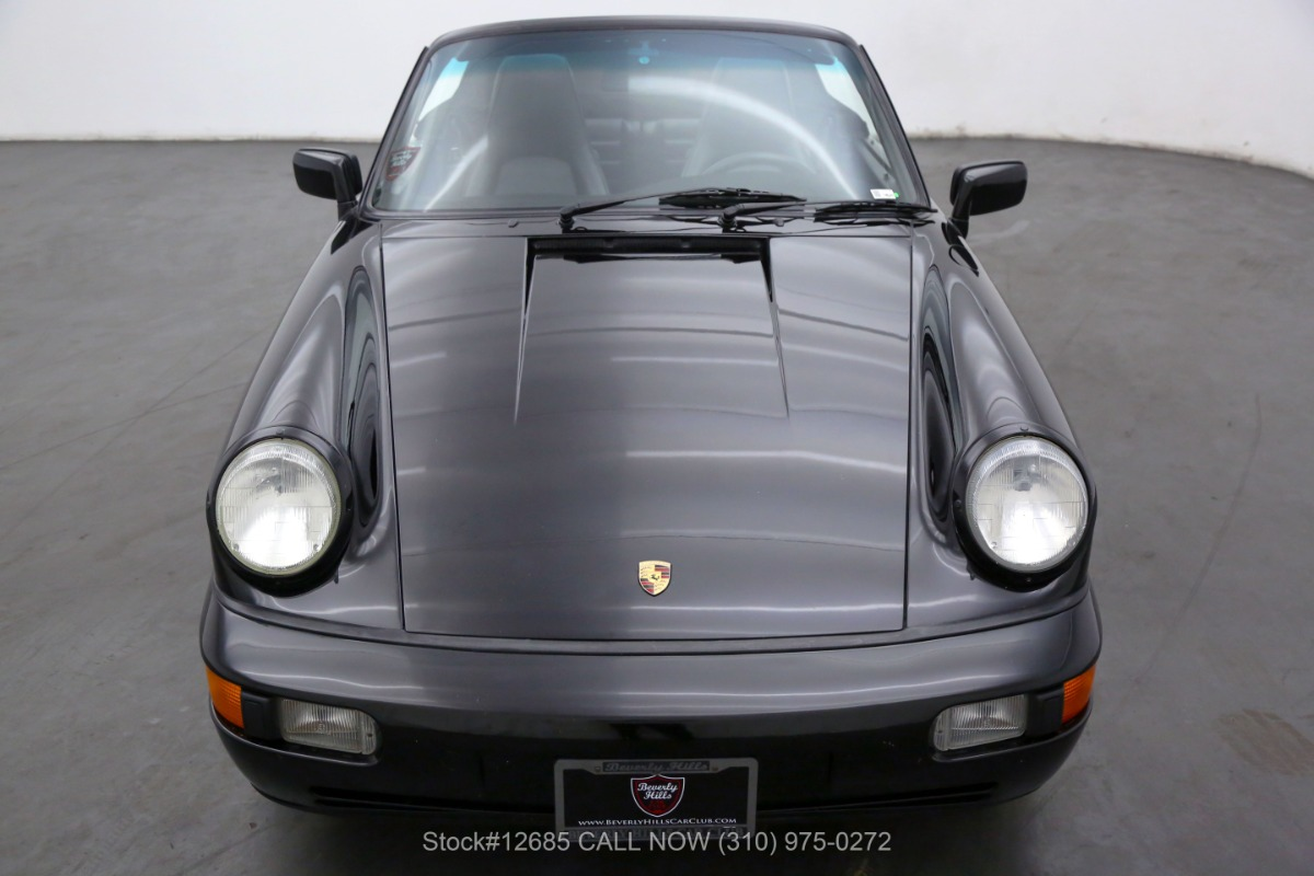 Used 1991 Porsche 964 Cabriolet | Los Angeles, CA