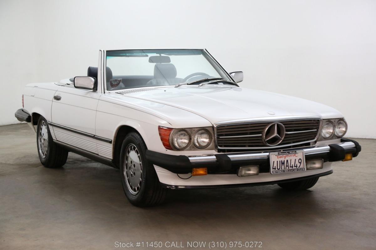 1989 Mercedes-Benz 560SL