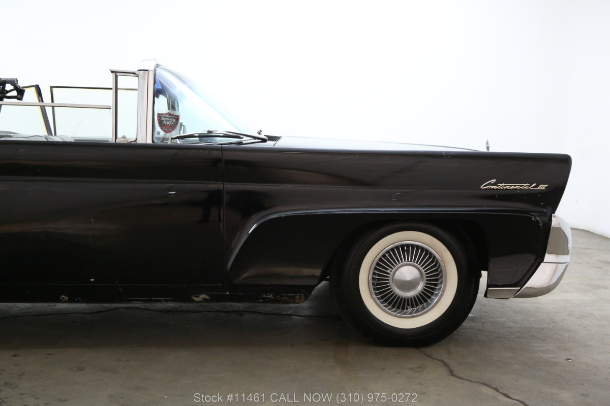 Used 1958 Lincoln Continental Mark III Convertible | Los Angeles, CA