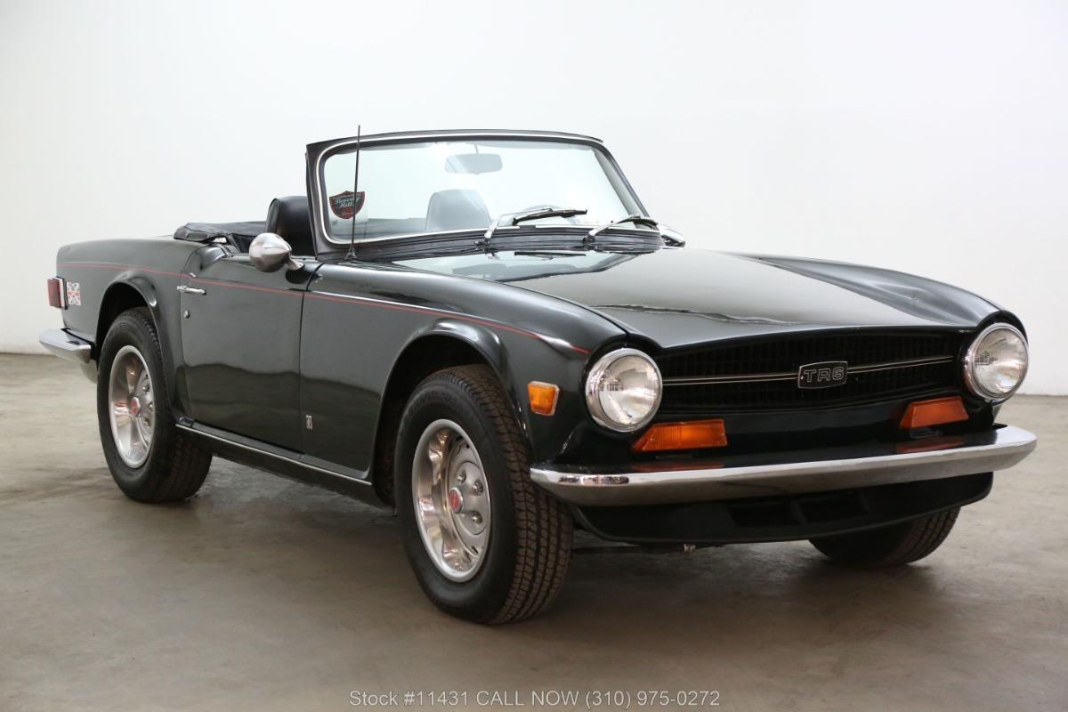 Used 1972 Triumph TR6    Los Angeles, CA