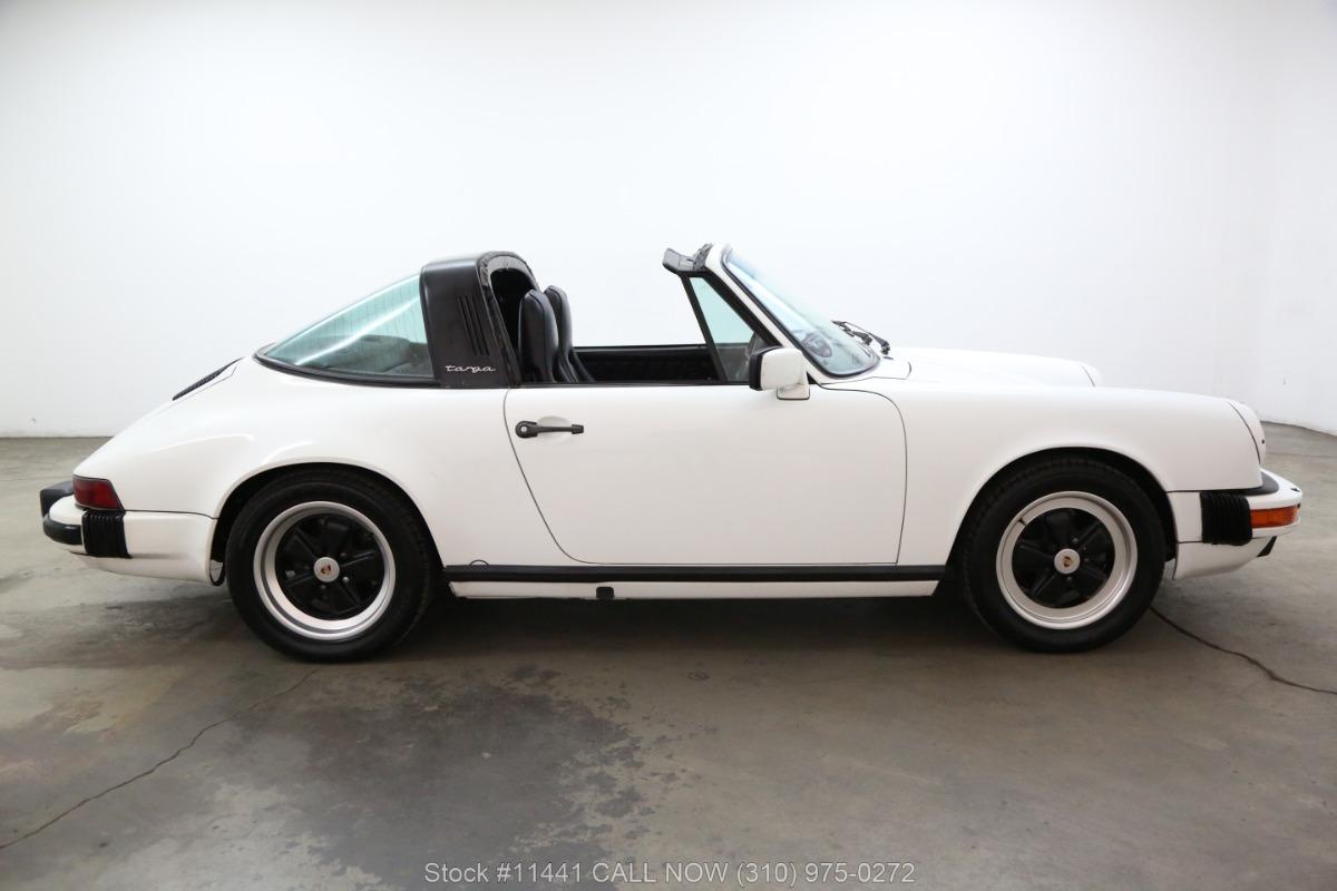Used 1985 Porsche Carrera Targa | Los Angeles, CA