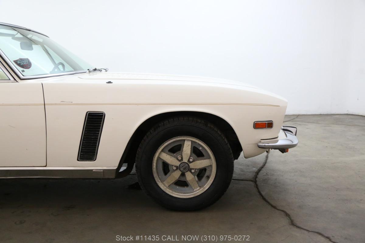 Used 1974 Jensen Interceptor Convertible | Los Angeles, CA