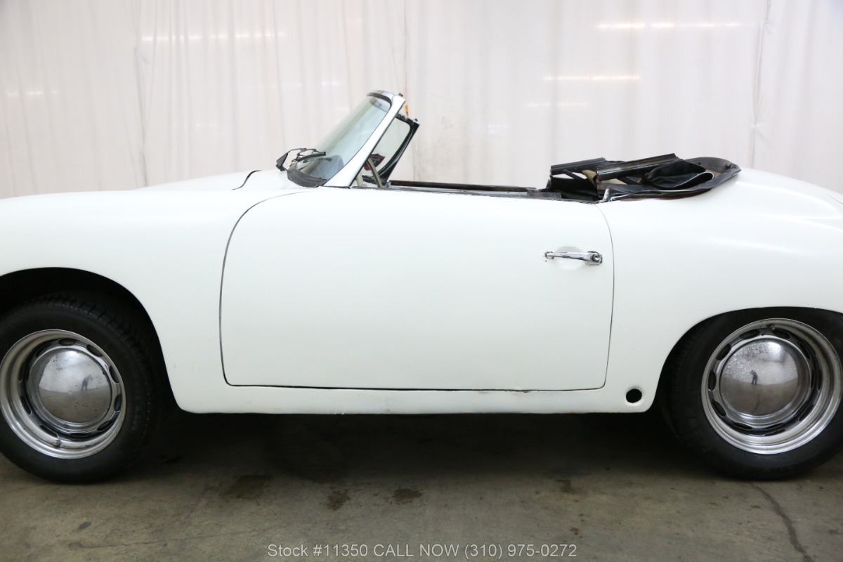 Used 1959 Porsche 356A Convertible D | Los Angeles, CA