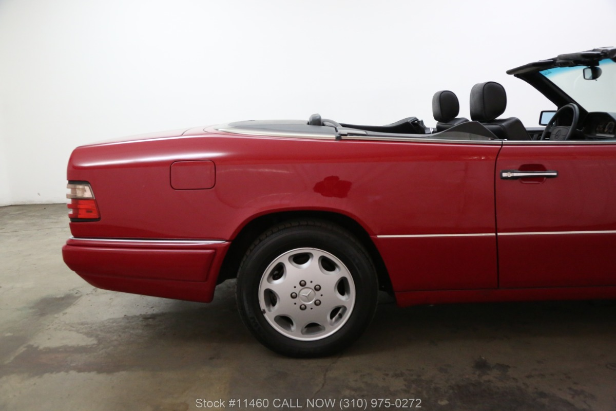 Used 1994 Mercedes-Benz E320 Cabriolet | Los Angeles, CA