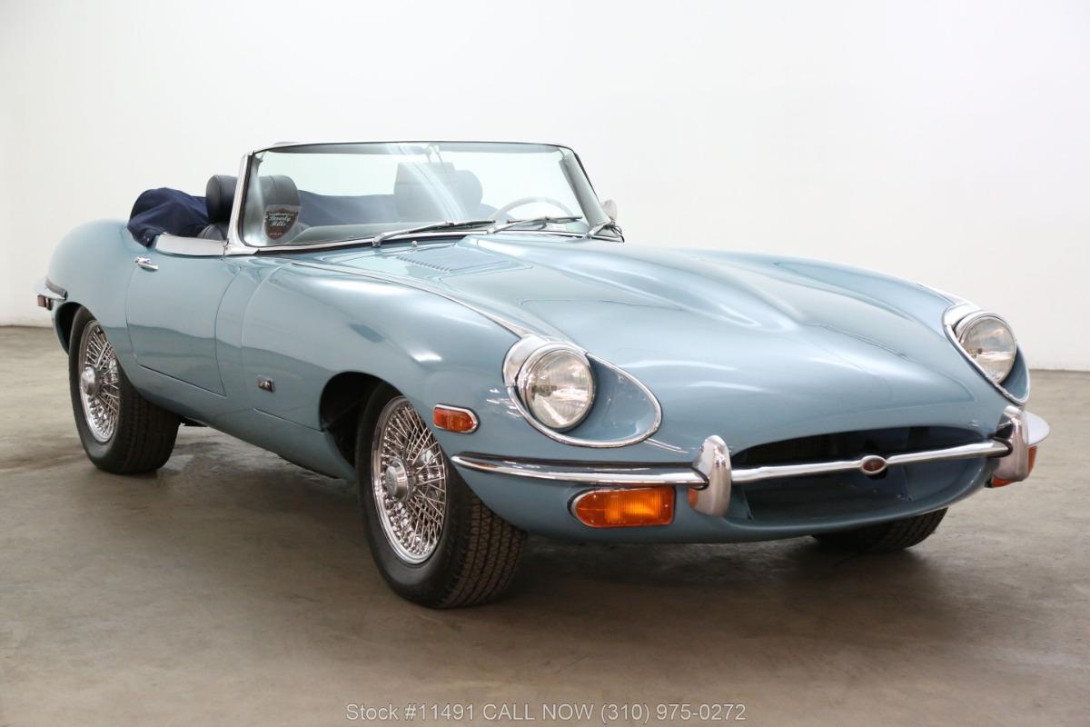 Used 1971 Jaguar XKE Roadster | Los Angeles, CA