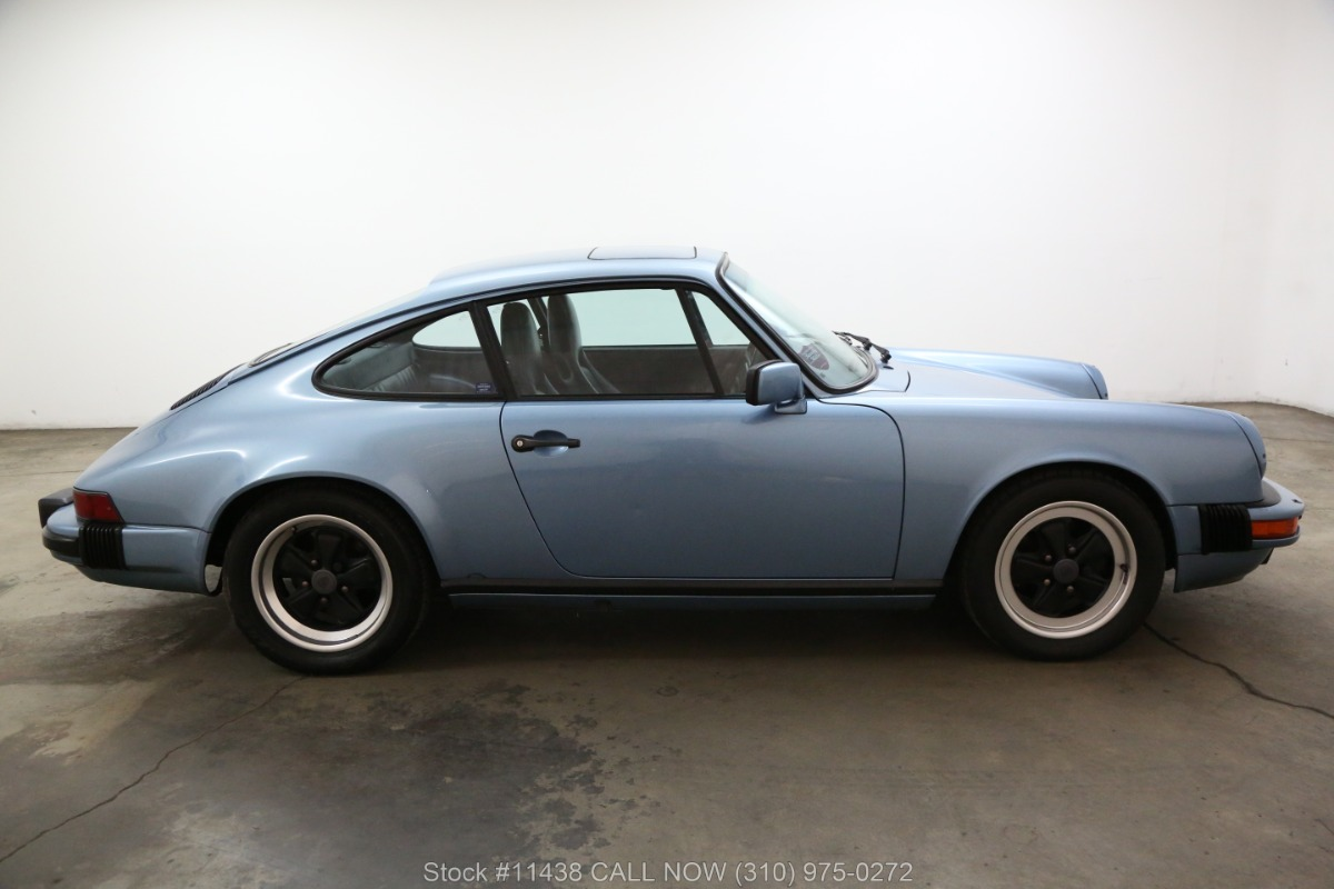 Used 1985 Porsche 911 Carrera Coupe | Los Angeles, CA