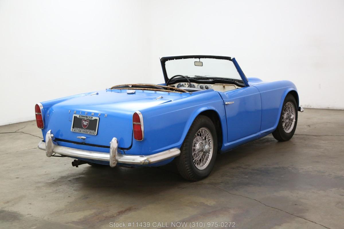 Used 1962 Triumph TR4  | Los Angeles, CA