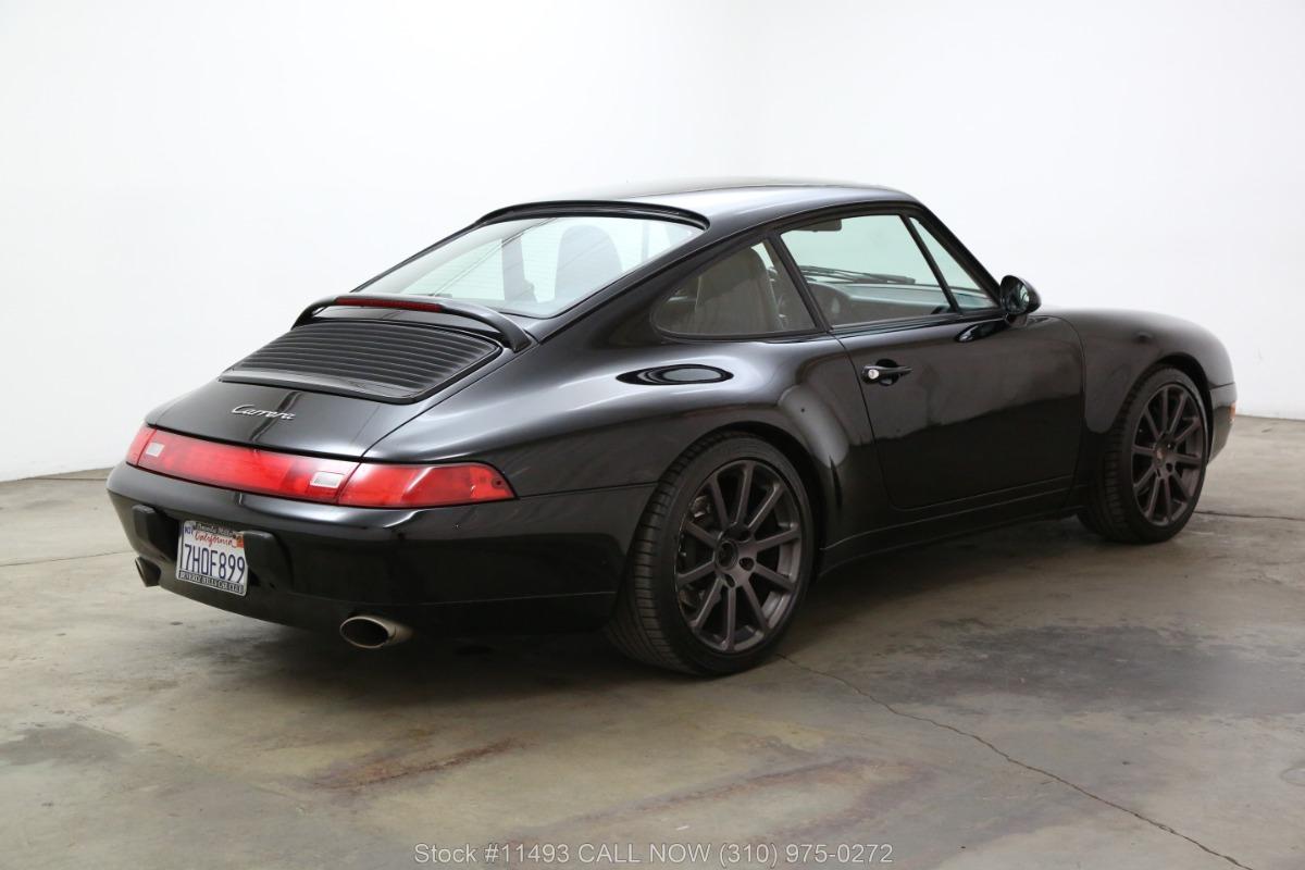 Used 1995 Porsche 993 Coupe | Los Angeles, CA
