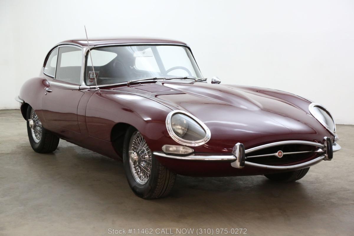 1967 Jaguar XKE 2+2