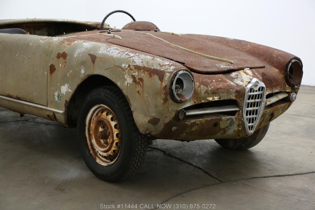 Used 1958 Alfa Romeo Giulietta Spider Veloce    Los Angeles, CA