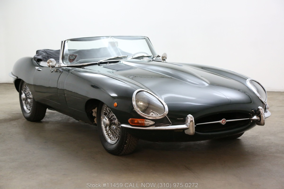 1967 Jaguar XKE Roadster