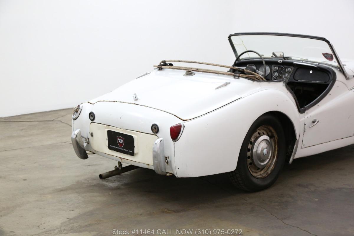 Used 1960 Triumph TR3  | Los Angeles, CA