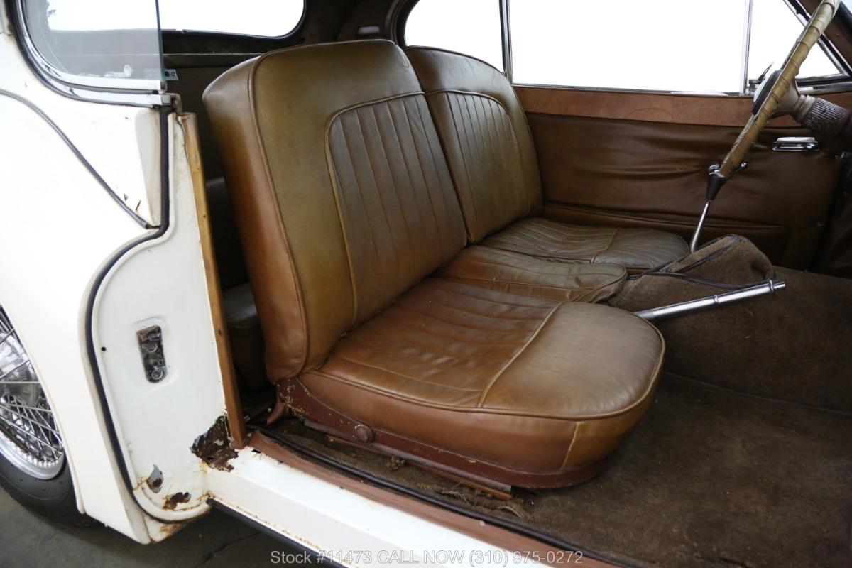 Used 1955 Jaguar XK140 Fixed Head Coupe | Los Angeles, CA