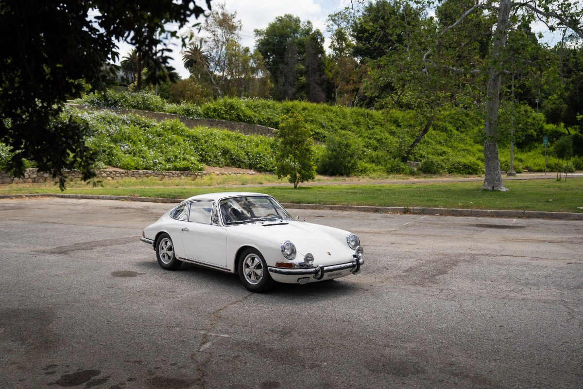 Used 1967 Porsche 911S Coupe   Los Angeles, CA
