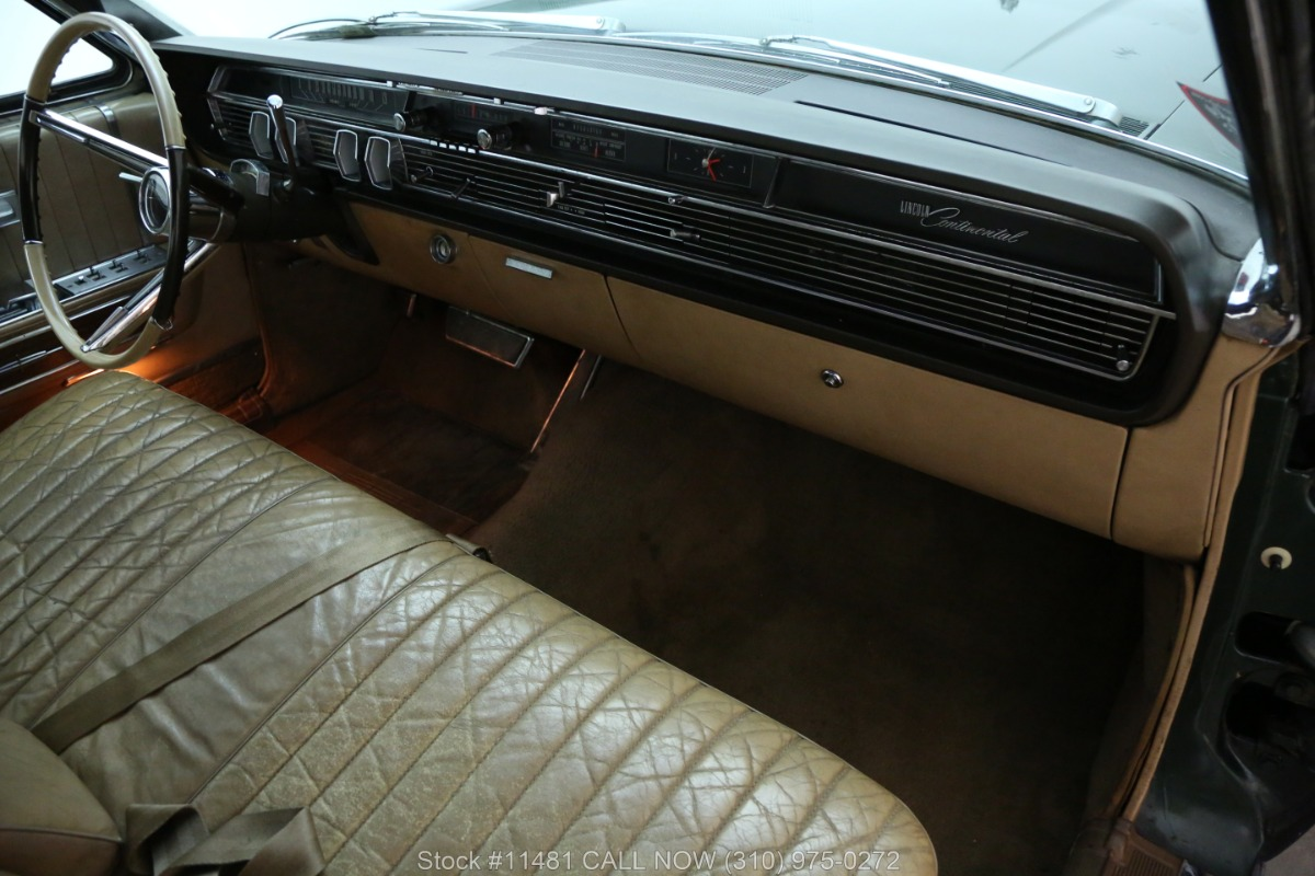 Used 1965 Lincoln Continental Convertible | Los Angeles, CA
