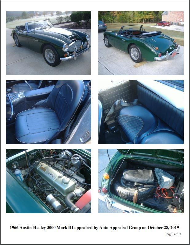 Used 1966 Austin-Healey 3000  | Los Angeles, CA