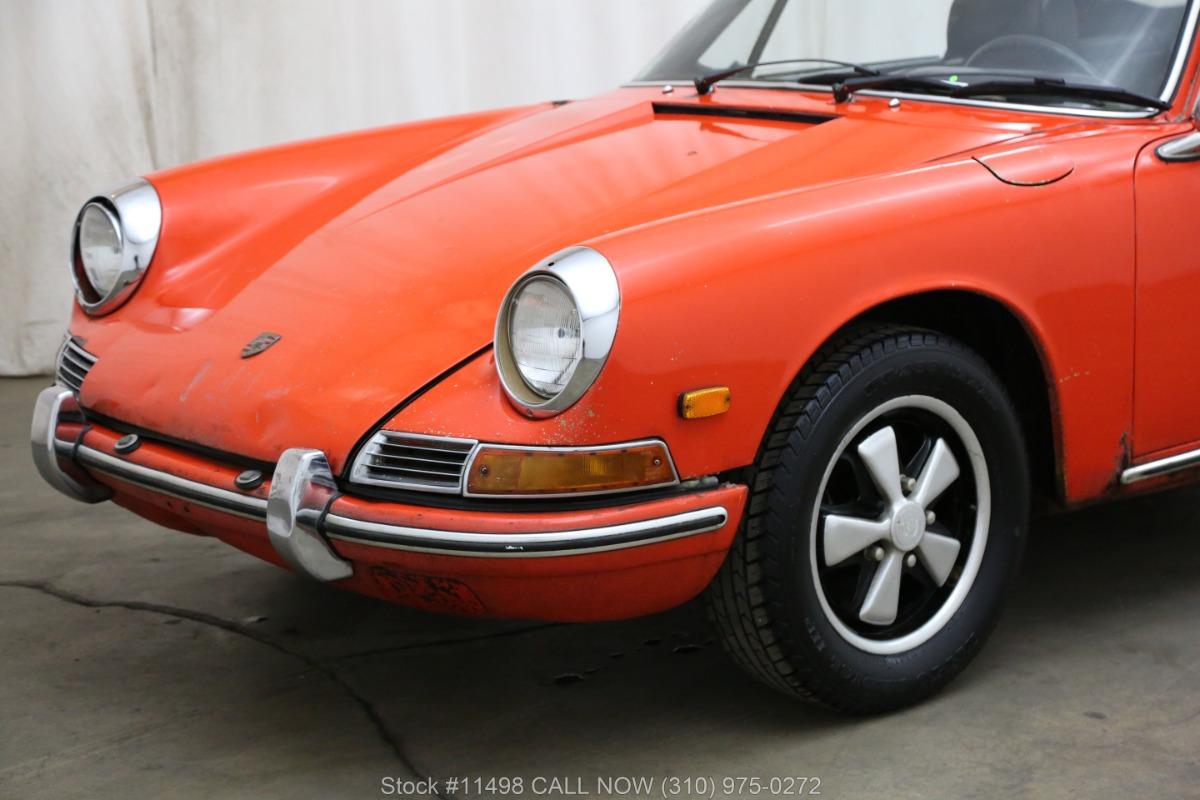Used 1968 Porsche 911 Soft Window Targa | Los Angeles, CA