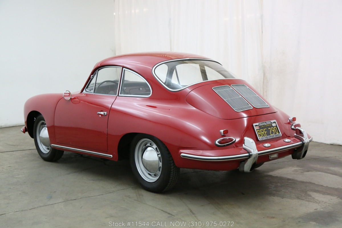 Used 1962 Porsche 356B Coupe | Los Angeles, CA