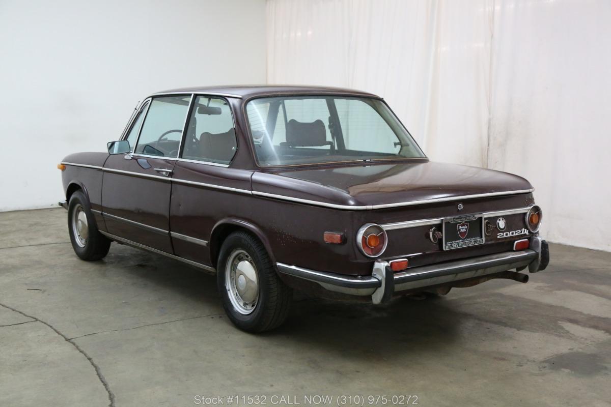 Used 1972 BMW 2002Tii    Los Angeles, CA