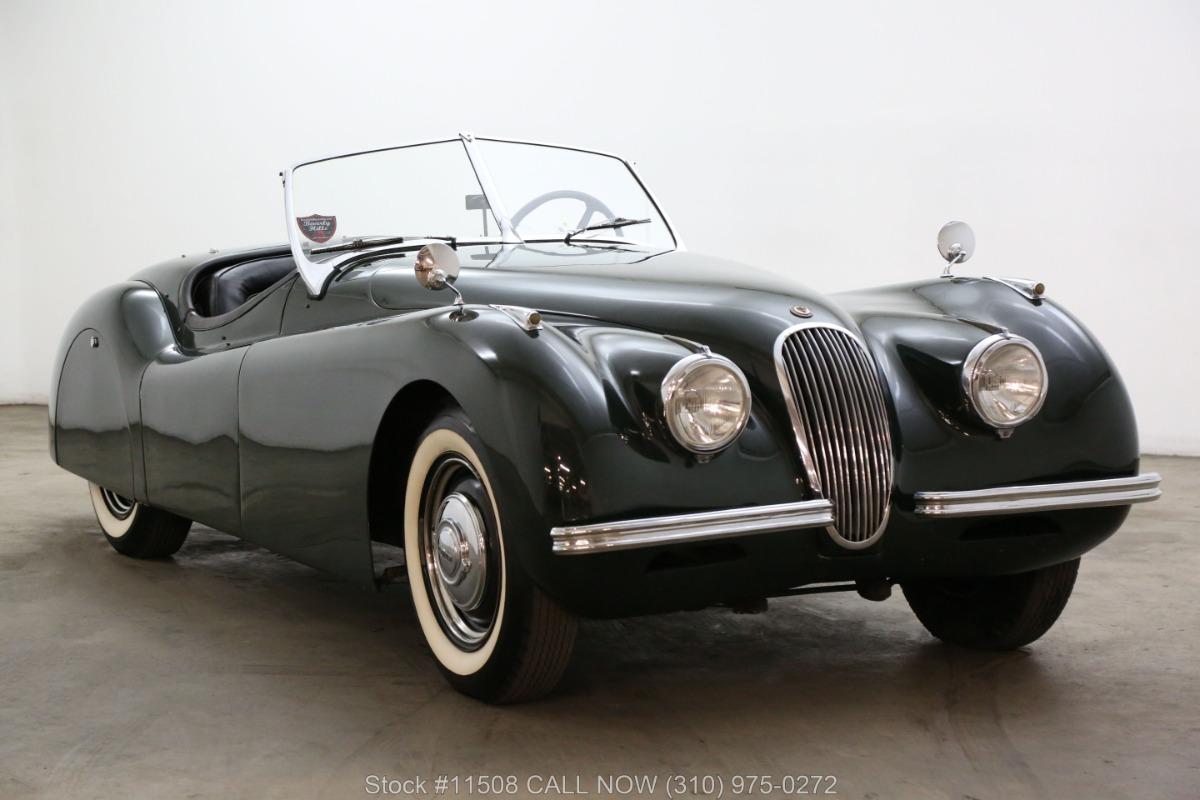 1950 Jaguar XK120 Roadster