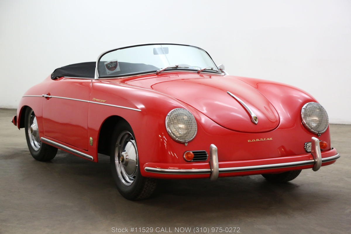 1957 Porsche Speedster Replica By Intermeccanica