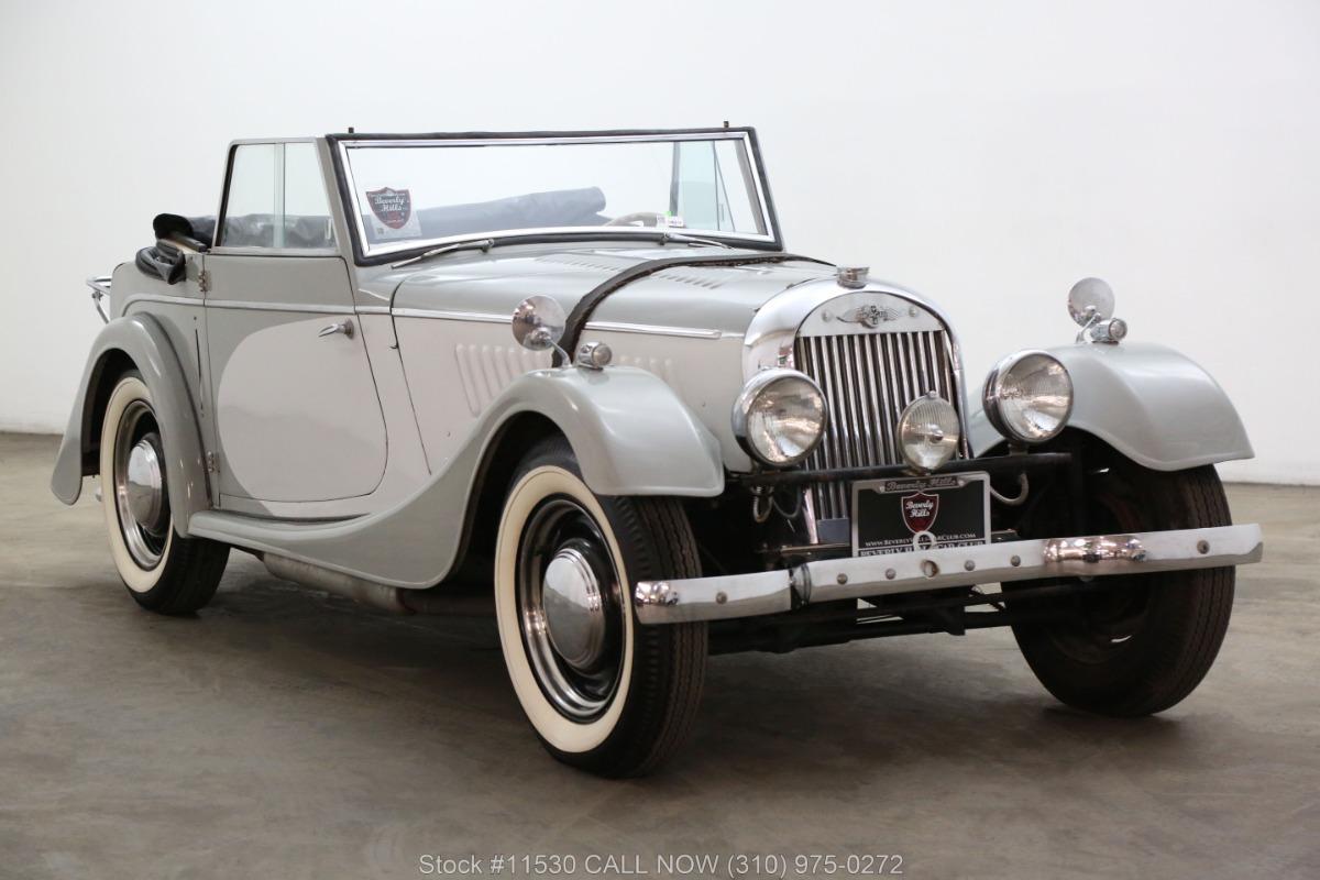 1953 Morgan +4 Drophead Coupe