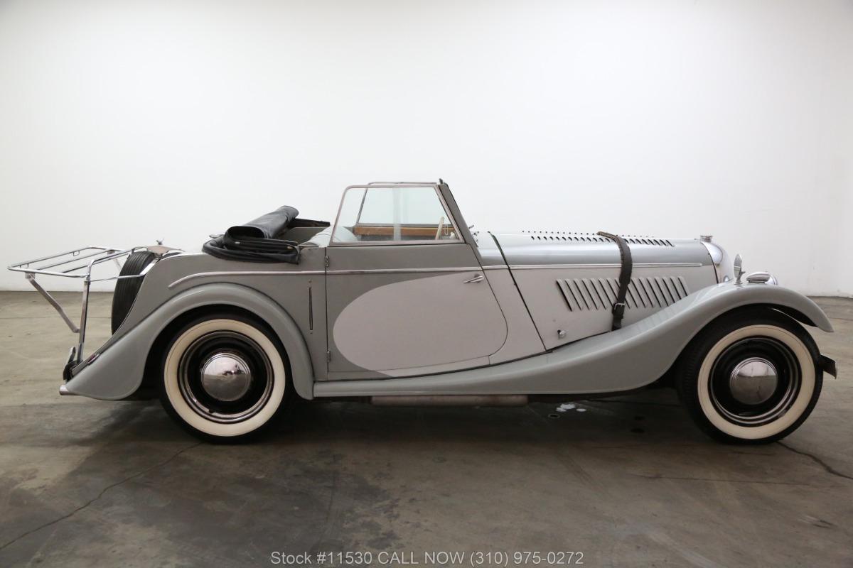 Used 1953 Morgan +4 Drophead Coupe | Los Angeles, CA