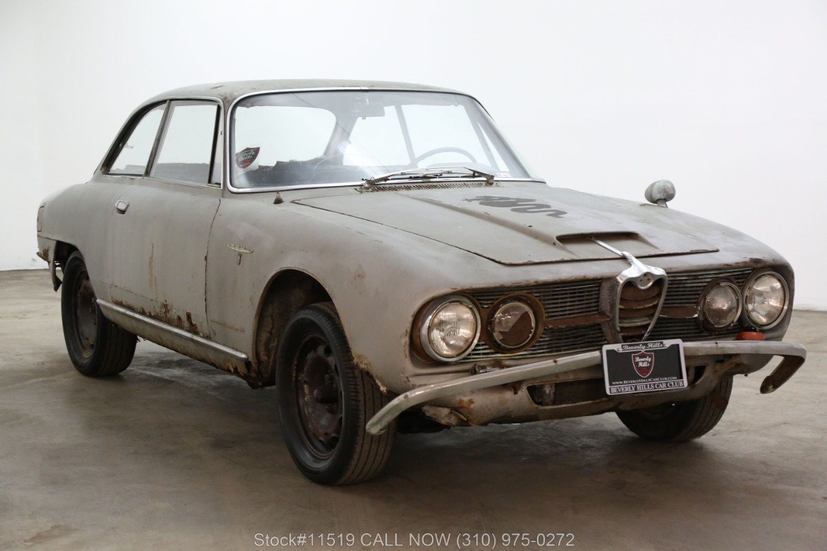 Used 1963 Alfa Romeo 2600 Sprint  | Los Angeles, CA