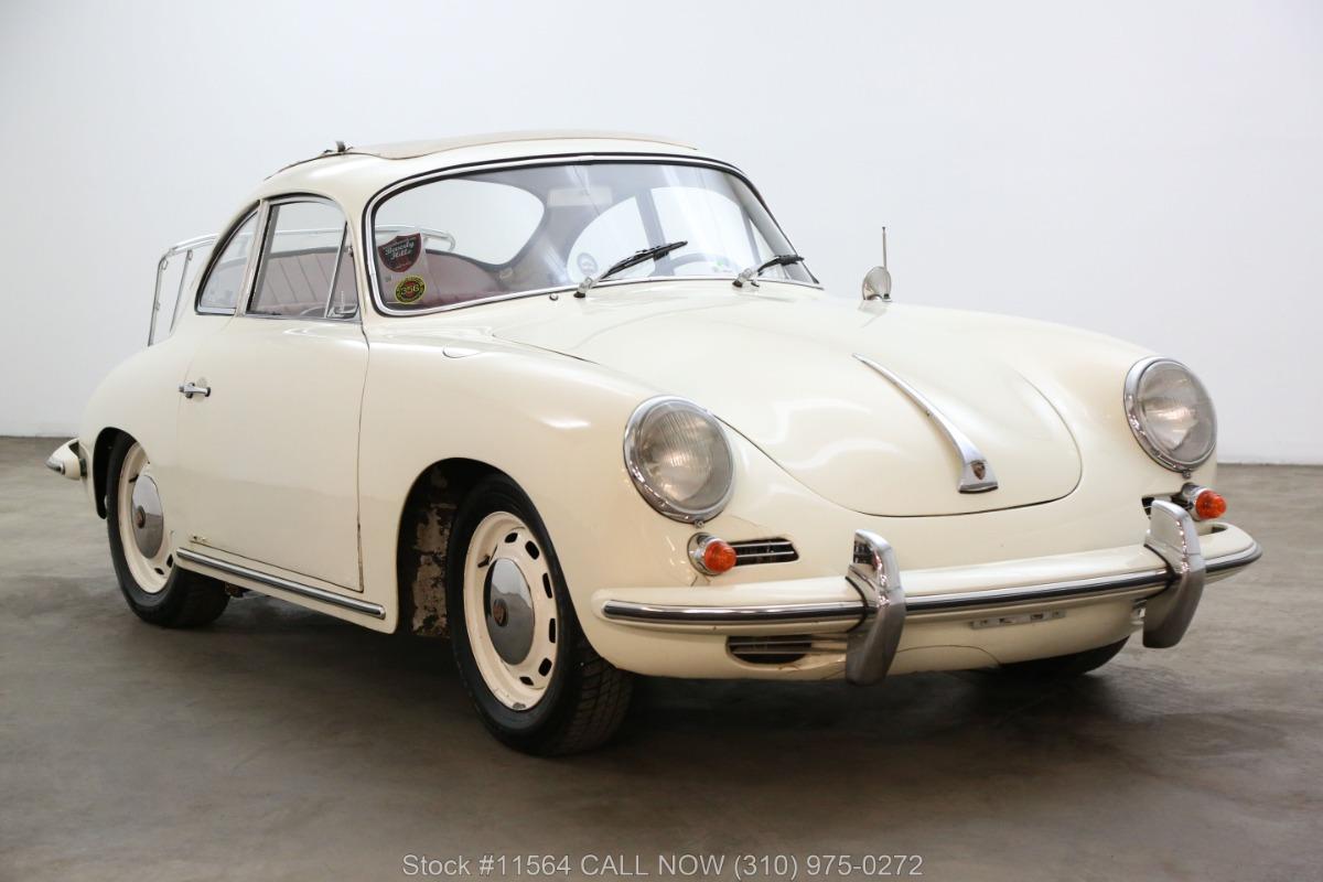 1963 Porsche 356SC Coupe