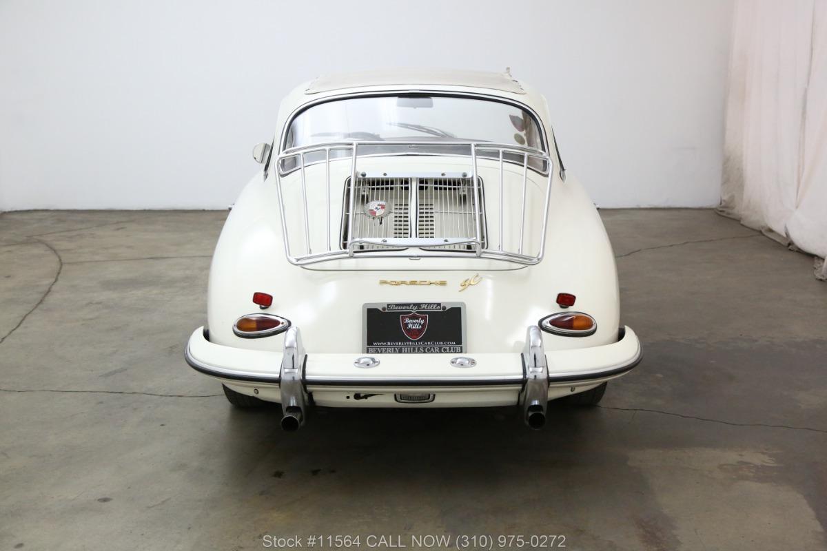 Used 1963 Porsche 356SC Coupe | Los Angeles, CA