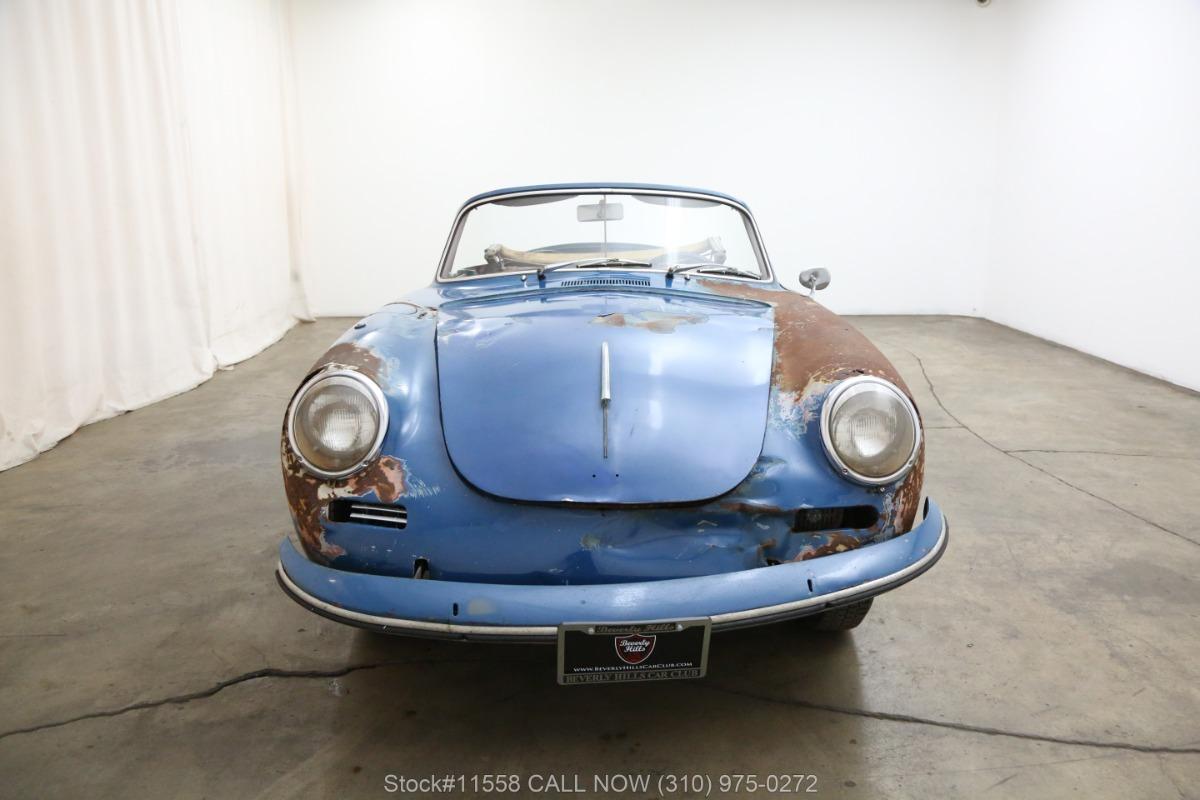 Used 1962 Porsche 356B Cabriolet | Los Angeles, CA