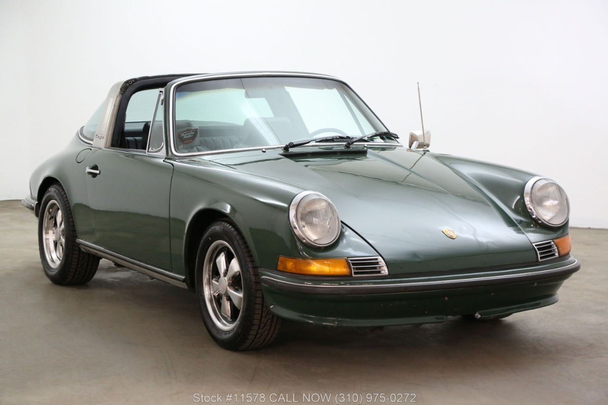 Used 1972 Porsche 911S Targa | Los Angeles, CA