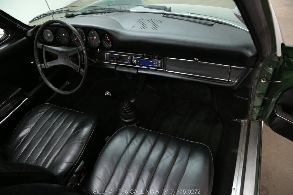 Used 1972 Porsche 911S Targa   Los Angeles, CA