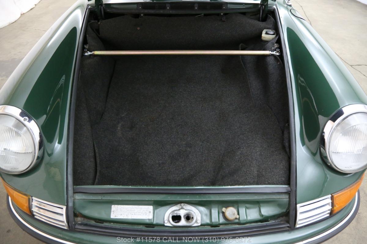 Used 1972 Porsche 911S Targa | Los Angeles, CA
